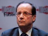 Francois Hollande - Photo: Matthieu Riegler