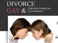 Gay divorce website set up