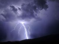 Widespread storms across south