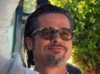 Brad Pitt - Photo: Georges Biard