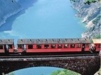Passengers still drawn by pulling power of historic train routes