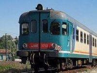Italian trains stopped