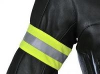 Biker armband plan is thrown out