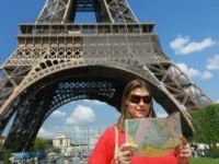Paris retains a strong appeal to travellers
