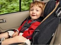 What is the law on child seats?