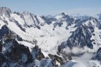 Mont Blanc glacier gives up body of young mountain climber after 32 years