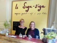 The Siga-siga shop in Paris