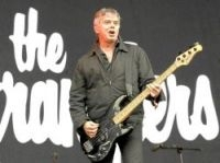 JJ Burnel - Photo:  Andrew Milligan/PA Wire/Press Association Images