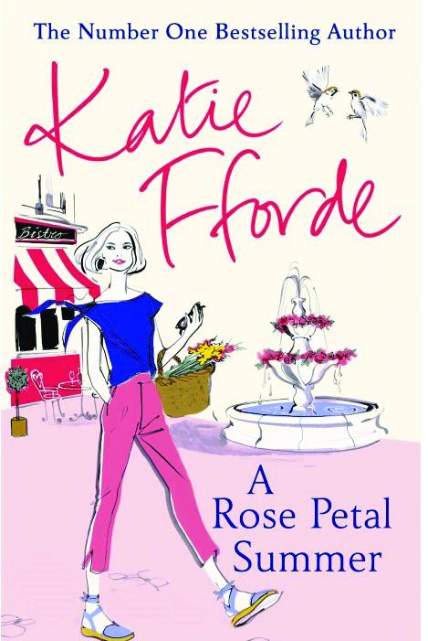 A Rose Petal Summer, Katie Fforde