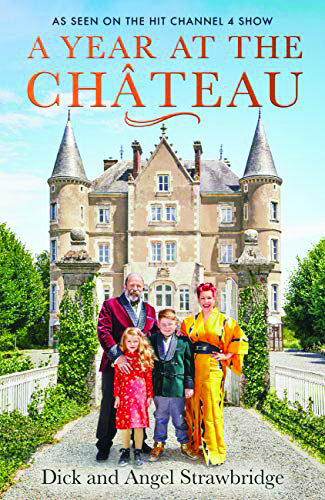 A Year At The Chateau book