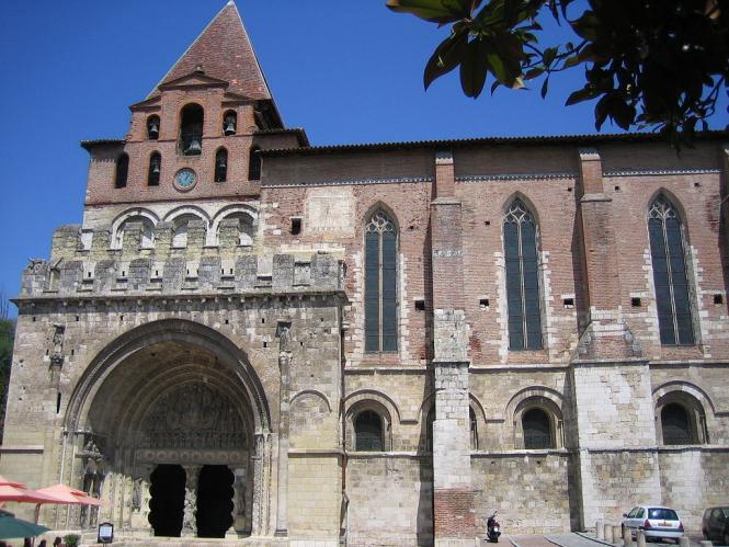 Abbaye Saint Pierre de Moissac