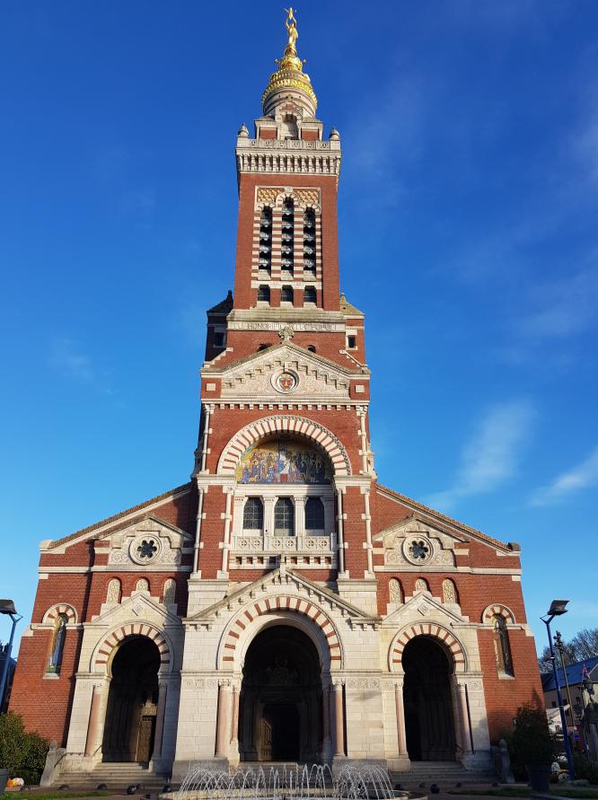 Albert's basilica