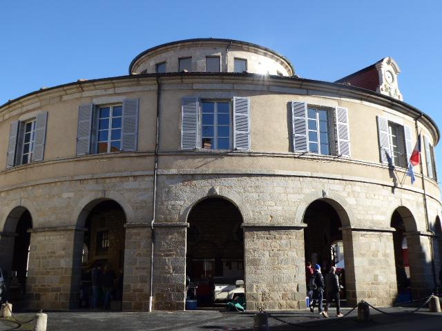 Ambert Mairie.