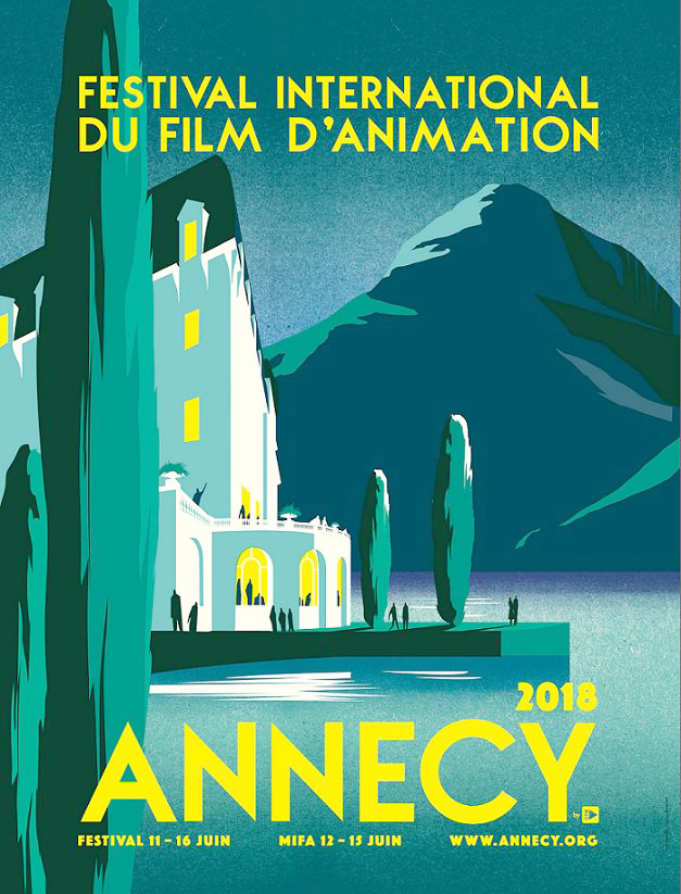 Annecy Animation Festival Poster