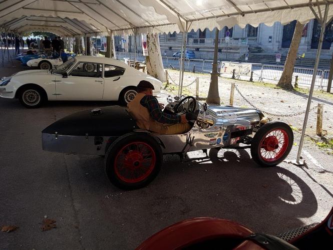 Austin 7 Racer