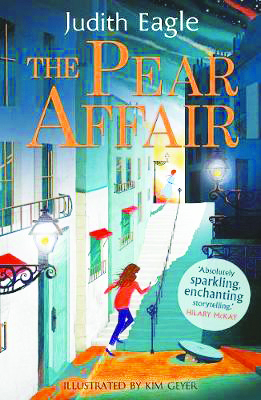 Book review - The Pear Affair