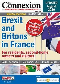 Brexit and Britons in France 2020