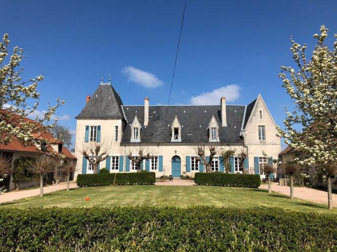 Château de Beaupoirier in Allier