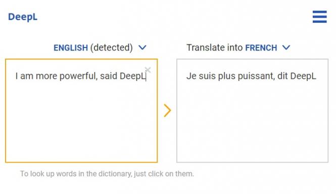 New Online Translator More Ful Than Google