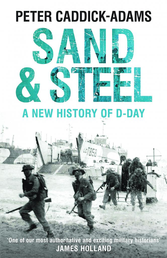 Editor's choice: Sand & Steel