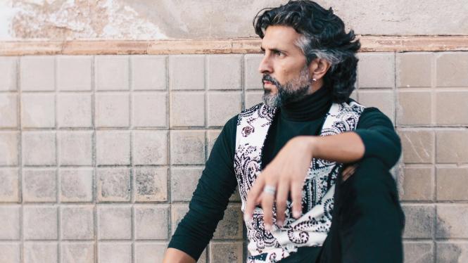 Flamenco artist Arcangel