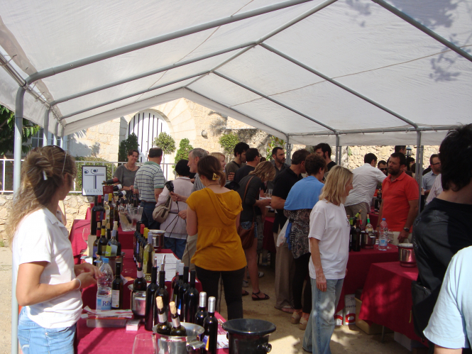 French wine fairs
