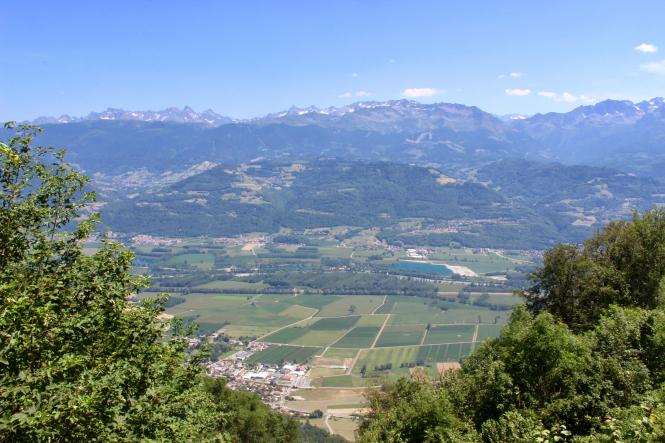 funicular of Saint Hilaire du Touvet