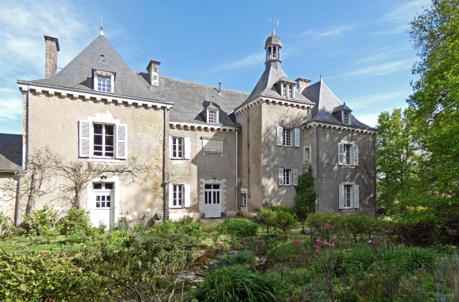 Haut-Anjou chateau
