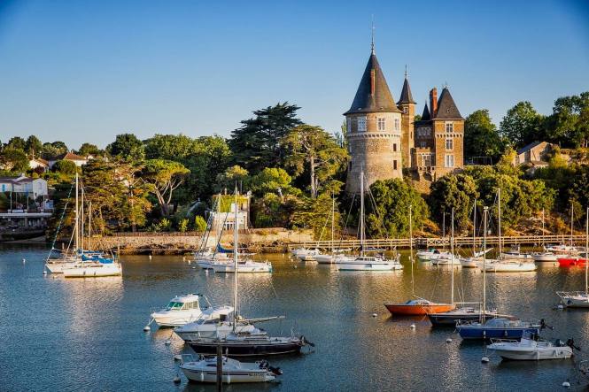 How to create the best French B&B property in Pornic Loire Atlantique