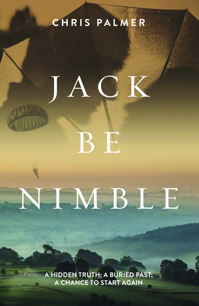 Jack Be Nimble book