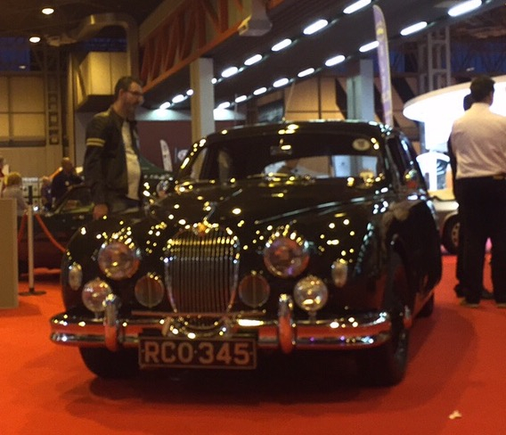 Jaguar Mk1