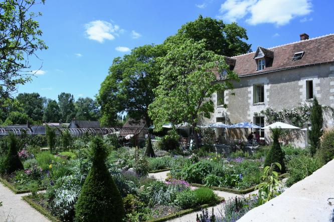Jardin de curé, Chédigny. ©hristophe GAYE Chedigny.