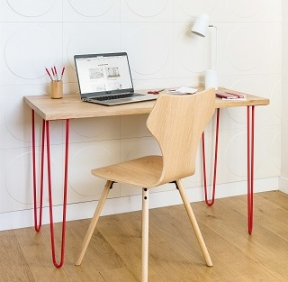 Junddo desk and chair