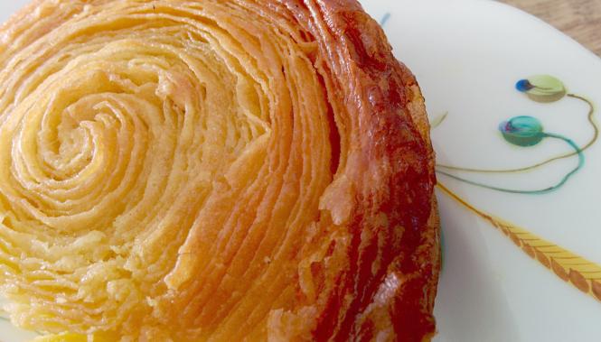 Kouign Amann Brittany cake specialty
