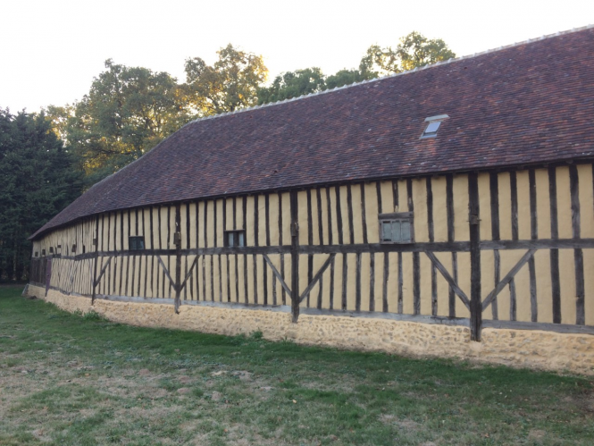 Last year, one of the winners was the Ferme de Bois-Méan at Arrou, Eure-et-Loir.