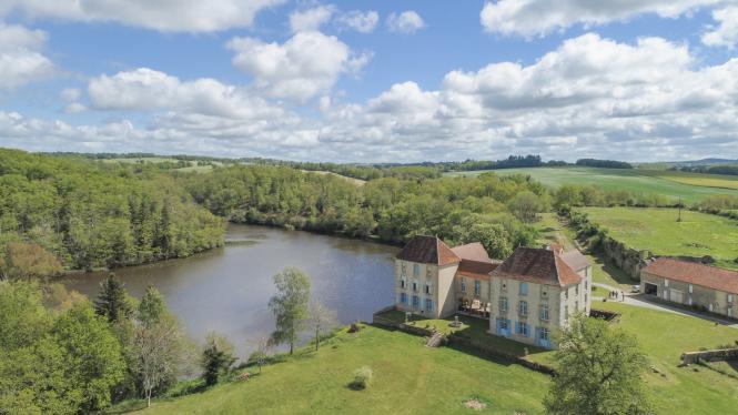 Limousin chateau