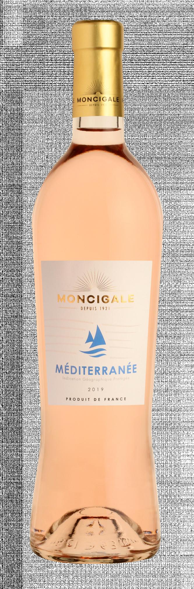Moncigale Méditerranée Rosé