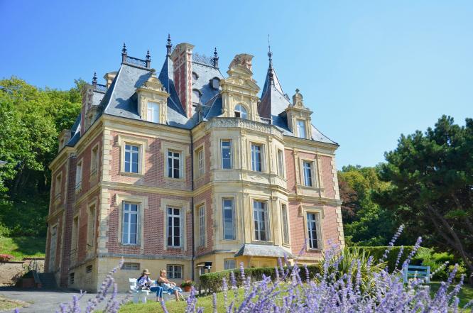 Musée Villa Montebello. Photo (c) Kevin THIBAUD - OT Trouville-sur-Mer.