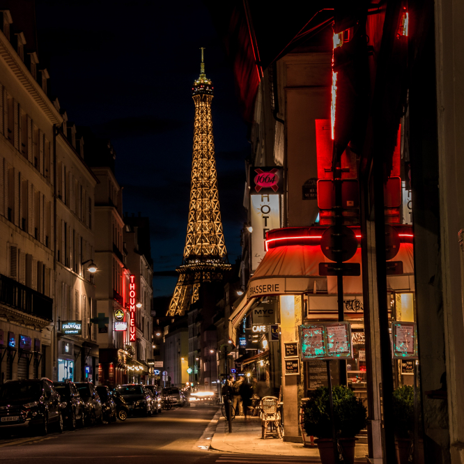 Paris is Sir Nicholas Soames's favourite part of France.