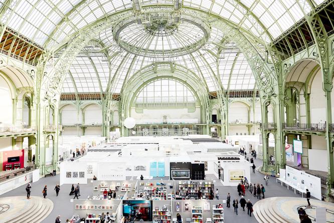 Paris Photo at Grand Palais in Paris