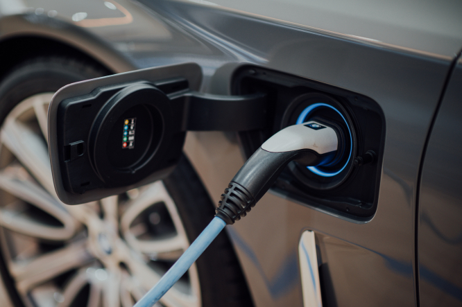 "President Macron stated an intention to support ""the production of more than a million electric, rechargeable hybrid and hybrid vehicles""."