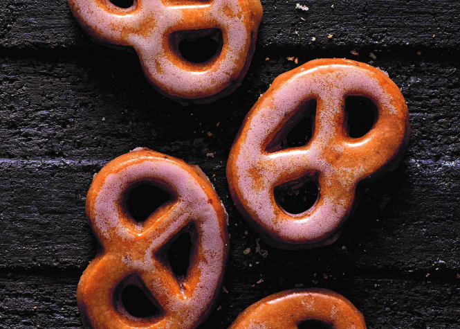 Recipe 3: Sweet Mini Pretzels
