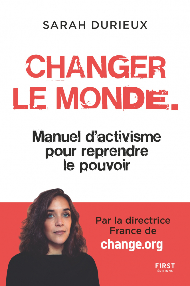 Sarah Durieux's book