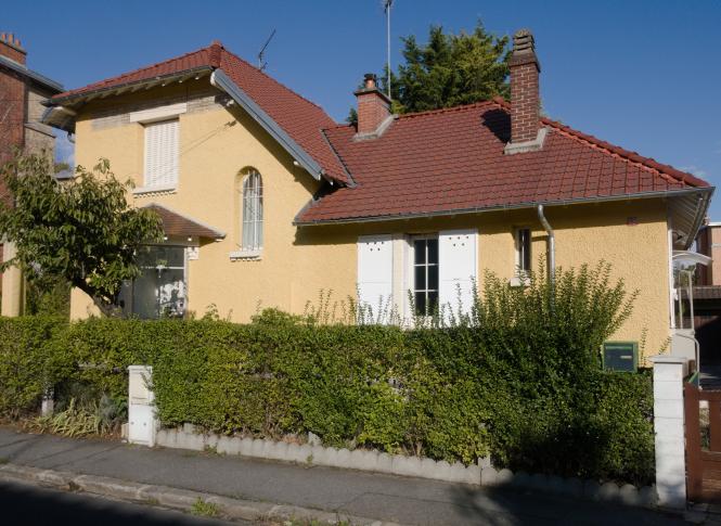 Seine-Saint-Denis garden city of Stains