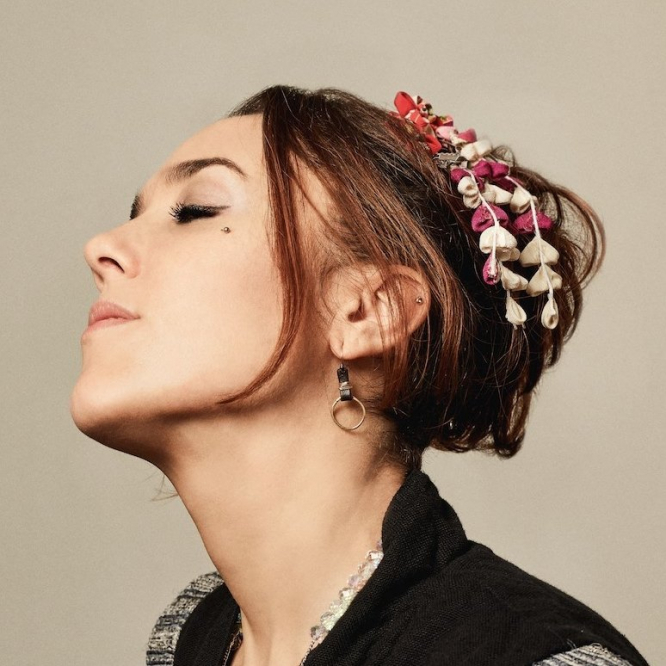 Singer/songwriter Zaz