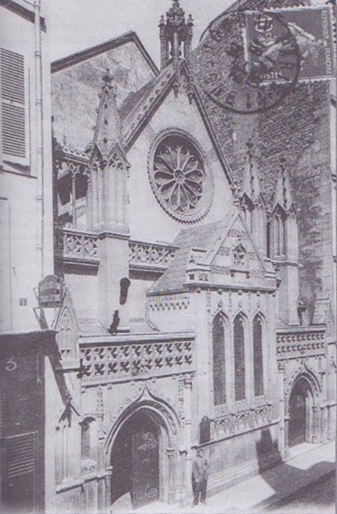 St Michael's church, Paris