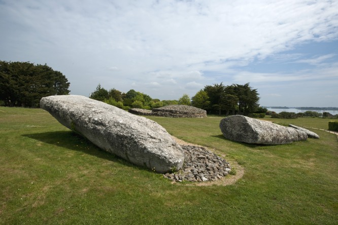 Table des Marchands rock formation