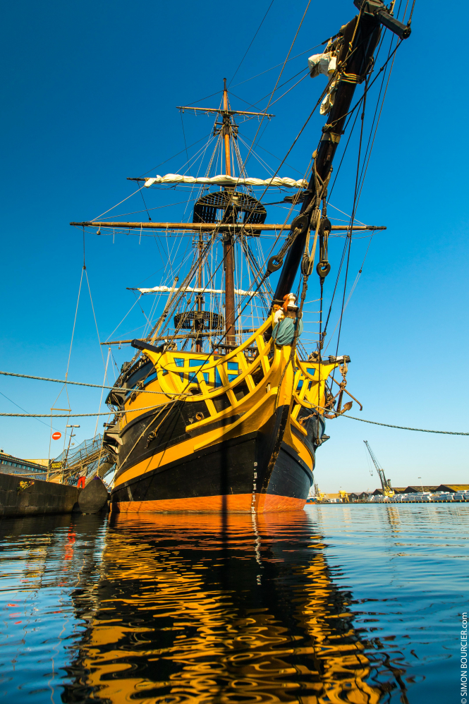 The Etoile du Roy frigate