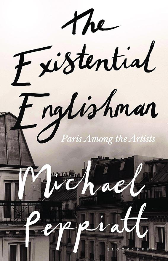 The Existential Englishman, Michael Peppiatt