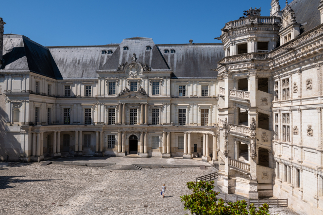 The Gaston d'Orléans wing